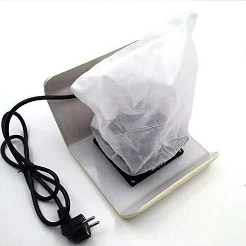 Nagel Staubabsaugung Tasche Non-Woven-Replacement freie Beutel für Maniküre Staubfänger Staubsauger Nail Art Supplies Packung 10 Stücke