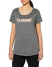 Hummel Kadın HMLLEISA S/ Kısa Kol T-Shirt