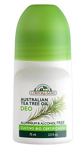 Desodorante Roll On Tea Tree Oil