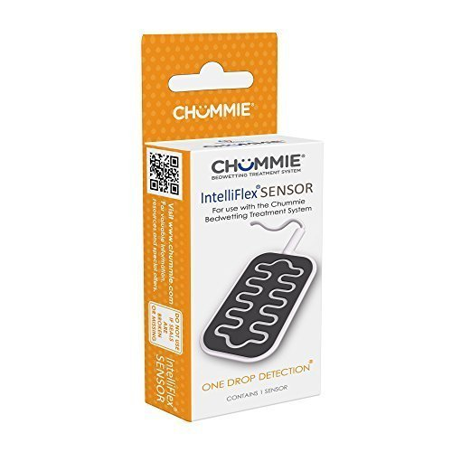 Chummie Replacement One Drop Detection Intelliflex Sensor with SmartFit Technology for Premium and Elite Bedwetting Alarms by Chummie