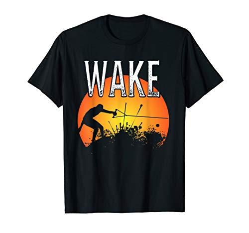 Wakeboard Wakeboarder Wakeboarding Wakeboards Wakeboarden T-Shirt