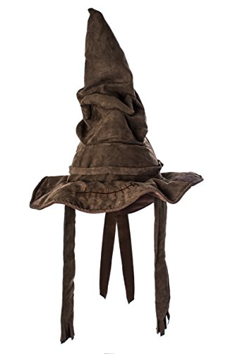 Yume-Toys-13083-Harry-Potter-Real-Talking-Sorting-Hat-Brown