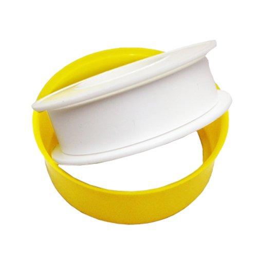 Teflon tape voor grove schroefdraad / 100 g/m2-0,10 mm x 12 mm x12 m (DVGW getest en BAM getest)