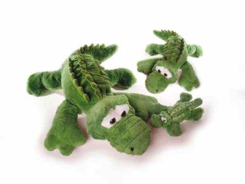 Krokodil grün 40 cm, Supersüß, Schmusetier ,Kuscheltier,Plüsch, 1 Stück