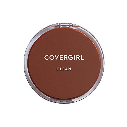 COVERGIRL - Clean Pressed Powder Medium Light - 0.39 oz. (11 g)