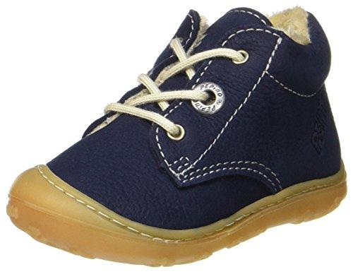 RICOSTA Unisex Baby Corany Sneaker, Blau (See), 00022 EU