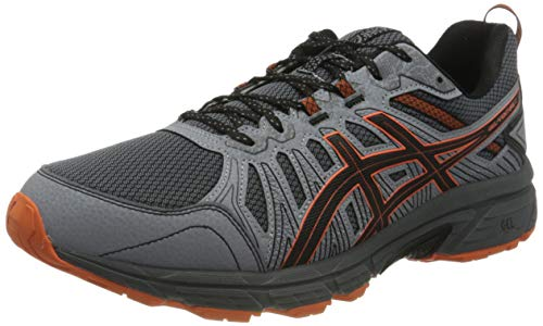 ASICS Mens 1011A560-023_44,5 Trail Running Shoe, Grey, 44.5 EU