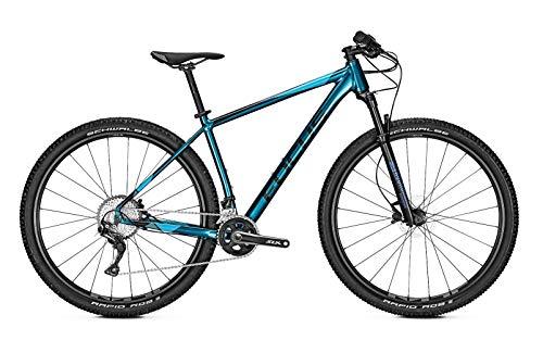 Focus Whistler 6.8 29R Sport Mountain Bike 2019 (S/42cm, Blue)