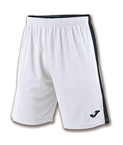 Joma Tokio II Pantalones Cortos, Hombre, Multicolor (Blanco/Negro), M