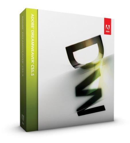 Dreamweaver CS5.5 11.5 windows EU English Retail