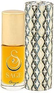 Sage Roll-on Perfume Oil - Onyx