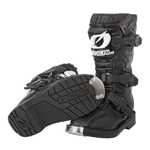 O'Neal Kids Rider Boot Schwarz Kinder MX Stiefel Moto Cross Enduro, 0324KR-1, Größe 33 - 5