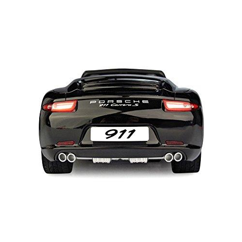 RC Auto kaufen Rennwagen Bild 4: Porsche 911 Carrera S - RC ferngesteuertes Lizenz-Fahrzeug im Original-Design, Modell-Maßstab 1:12, Ready-to-Drive, Auto inkl. Fernsteuerung, Neu*