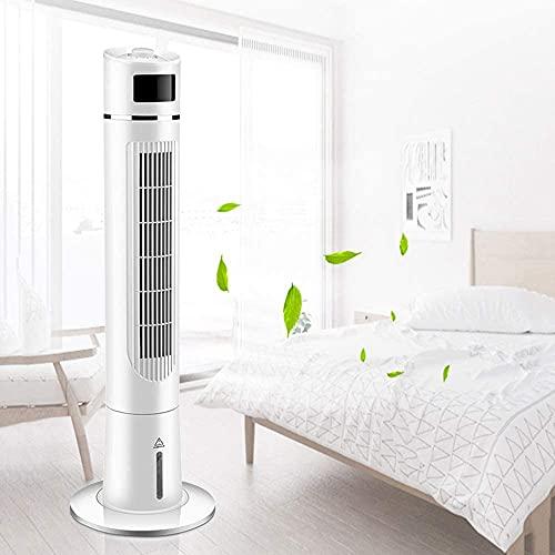 wangYUEQ Enfriador de Aire, humidificador de refrigerador evaporativo, Velocidad Ajustable y autodescasa, enfriamiento para la Oficina en el hogar, bajo Consumo de energía