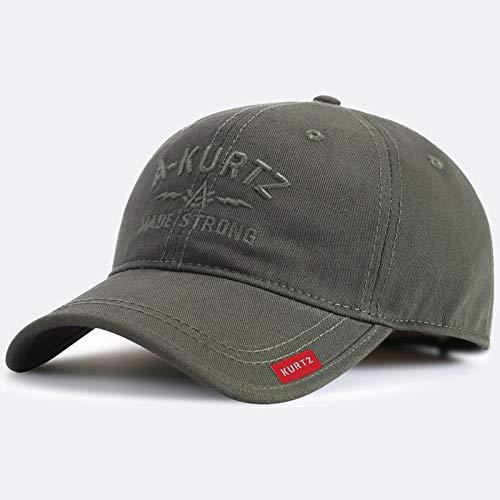 Herren Kappe Hut Männer Plus Size Baseball Caps Erwachsene Large Size Sport Snapback Hüte Outdoor Hiphop Hut Lady Big Size Sun Cap-A5_61-65Cm