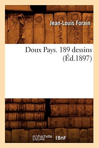 Doux Pays. 189 dessins (Éd.1897)