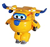 JSJJAWS Figura De Acción 12 Estilo Mini Super Wings Deformation Mini Robot Toy Toy Action Figuras Super Wing Transformación Juguetes para niños Regalo (Color : with Box Donnie)