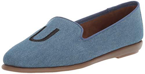 Aerosoles Women's Betunia Loafer, Denim Fabric, 11 M US