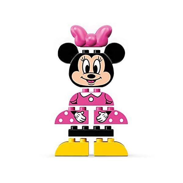 LEGO DUPLO Disney - Mi Primer Modelo de Mickey 5