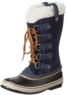 Sorel Joan of Arctic Shearling Boot - Women's Collegiate Navy 5