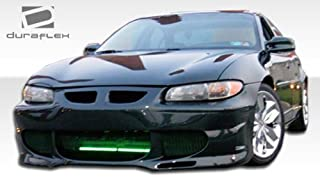 Brightt Duraflex ED-KDE-419 Showoff 3 Front Bumper Cover - 1 Piece Body Kit - Compatible With Grand Prix 1997-2003