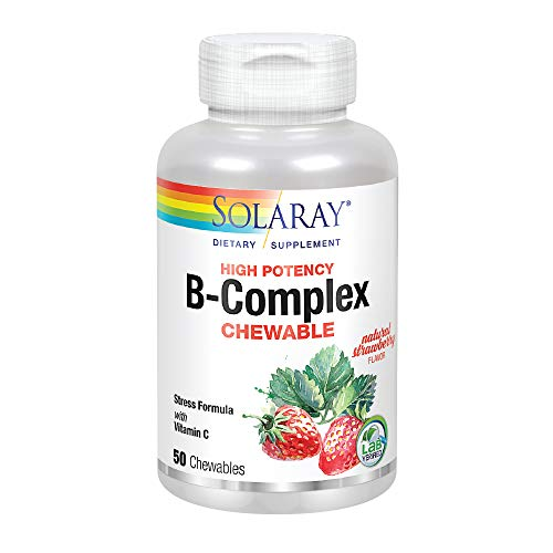 10 best vitamin b50 complex chewable for 2020