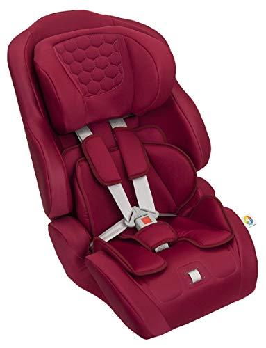 Poltrona Para Auto Ninna 9 a 36 kg, Tutti Baby, Vermelho