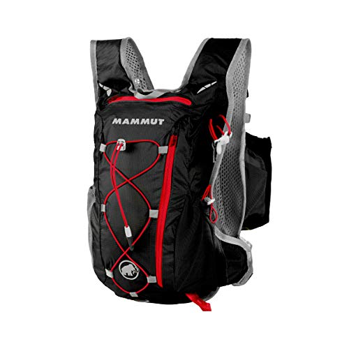 Mammut MTR 141 Advanced Rucksack, Black-Magma, 10+2L