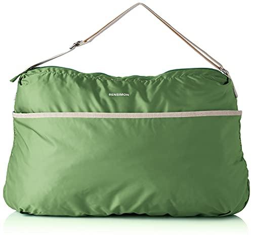 Bensimon, Shoulder Bag da donna, taglia unica, (Verde prateria), Taglia unica