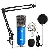 TONOR Microphone à Condensateur Podcasting Studio Enregistrement pour Ordinateur...