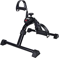 PHYSICAL THERAPY - Provides gentle low impact exercise during physiotherapy. Effective as an arm exerciser and leg exerciser to improve blood circulation and muscles toning. Not for strenuous exercise or workout. QUICK-RELEASE FOLDING MECHANISM – Fol...