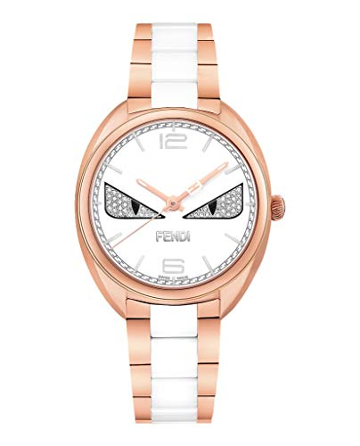 Fendi Womens Momento Fendi Watch F216534004-D3