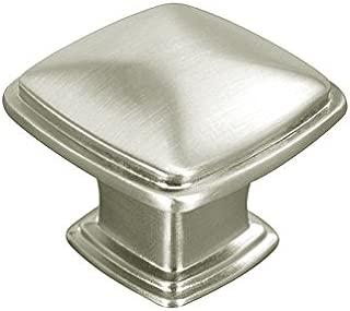 40 Pack Satin Nickel or Brushed Nickel 1-1/4