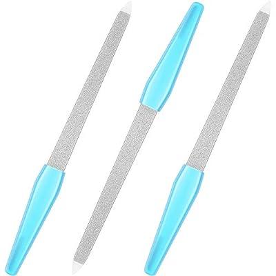 3 Packungen Saphir Nagelfeile
