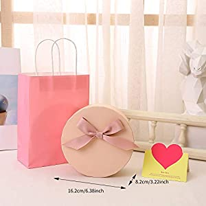 round soap gift box for flowers floral scented bath soap carnation mauve rose soap natural preserved rose artificial flowers flower petals for valentine's day birthday wedding mother's day (orange) silk flower arrangements