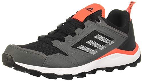adidas Terrex Agravic TR UB, Zapatillas Deportivas Hombre, Core Black/Grey Three F17/SOLAR Red, 46 EU
