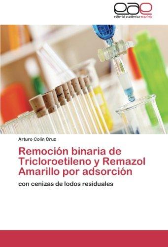 Colín Cruz, A: Remoción binaria de Tricloroetileno y Remazol