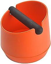 QuQiaoUK kaffe knackningsbox espresso knock tunna plast kaffe pulver slag behållare