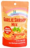 Hawaii Selection, Seasoning Mix Garlic Shrimp Marinade And Stir Fry, 1 Ounce