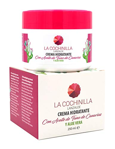 Lanzaloe Feuchtigkeitscreme Cochenille