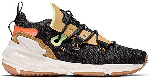 Nike Zoom Moc Uomo Formatori At8695 Scarpe Da Ginnastica, nero (Black Phantom-club - Ceramica dorata), 46 EU