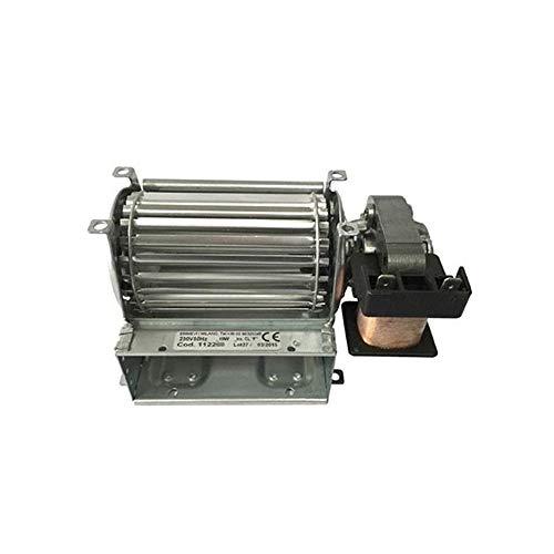 Ventilador tangencial estufa de pellets Tga 60/1-90/15 Emmevi - Fergas 112217