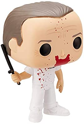 Funko Pop Movies: Silence of The Lambs - Hannibal Bloody