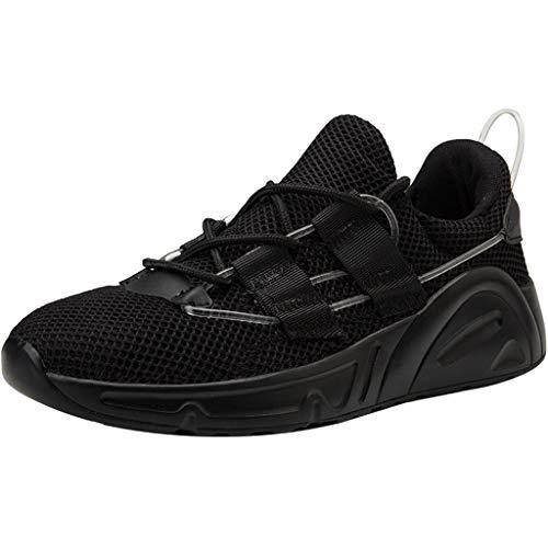 LHWY Sneaker Herren Weiß Schwarz Männer Herrenmode Slipper Atmungsaktive Leder Strand Sandalen Schuhe Männer Rutschen Outdoor Hausschuhe Sommer