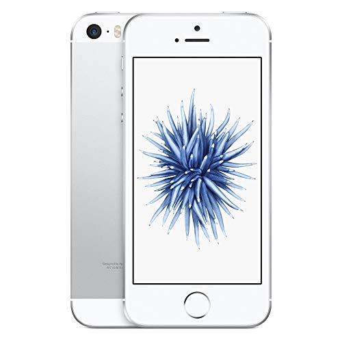 Apple iPhone SE Plata 16 GB (Renewed)