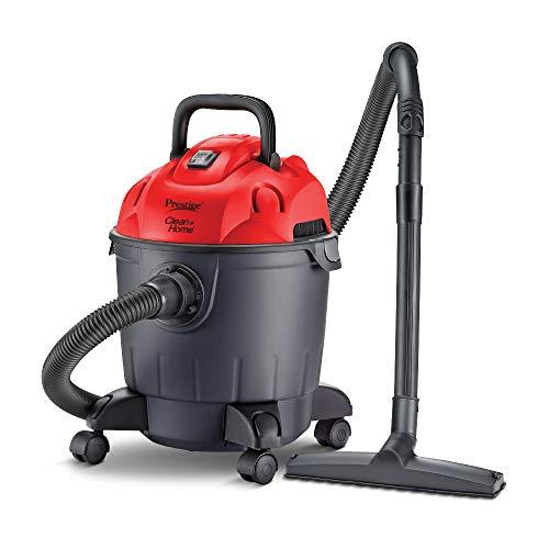 Prestige Typhoon 07 Clean Home Wet and Dry Vacuum Cleaner (Black)
