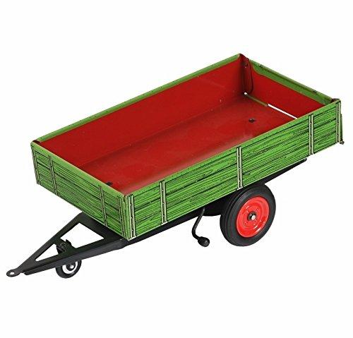 Kovap Blechspielzeug - Traktor Anhänger Kipper, grün von KOVAP
