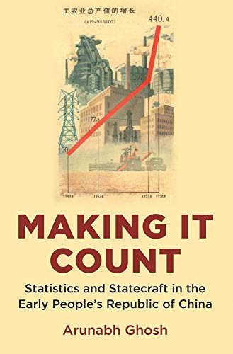 Making It Count: Statistics and Statecraft in the Early People's Republic of China (Histories of Economic Life (23)) by Arunabh Ghosh