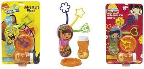 precio razonable Spongebob Spongebob Spongebob Squarepants Bubble Adventure Wand by Little Kids  Ahorre hasta un 70% de descuento.