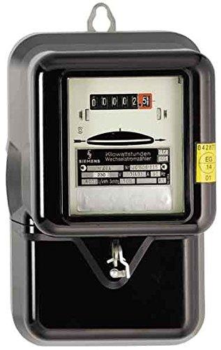 Wechselstromzähler A elektromech analog 1ph